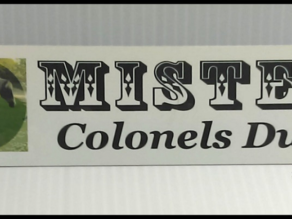 Sample Photo Sign - Cowgirls Loft