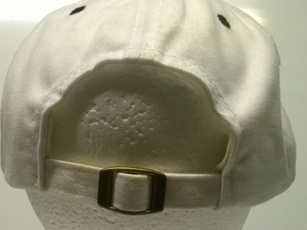 Embroidered Arabian Horse Baseball Cap buckle
