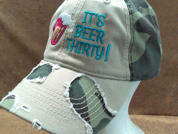Beer Thirty Cap at Cowgirls Loft