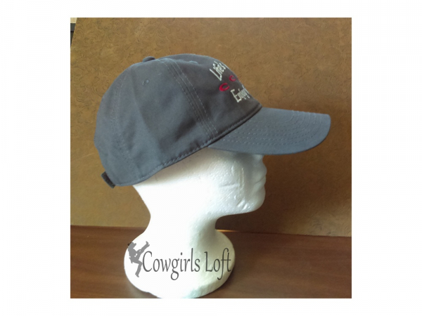 Embroidered cap Life's a Journey enjoy the ride! right