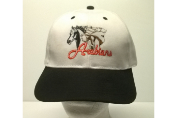 Embroidered Arabian Horse Baseball Cap