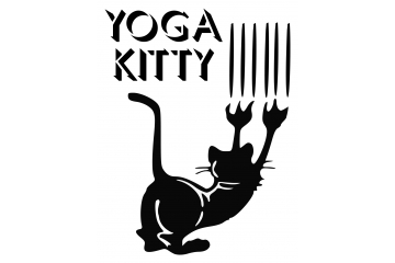 Yoga Kitty - Cat Decal